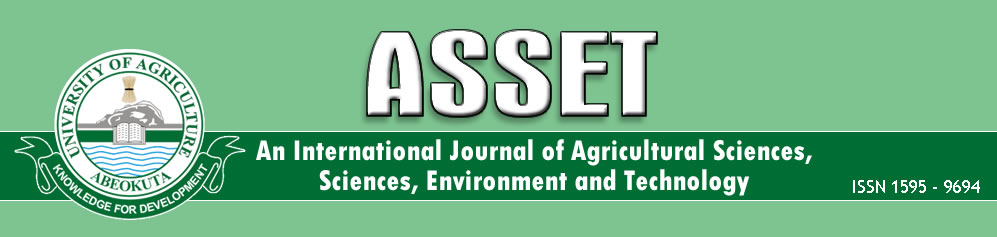 ASSET Journal Header Graphics
